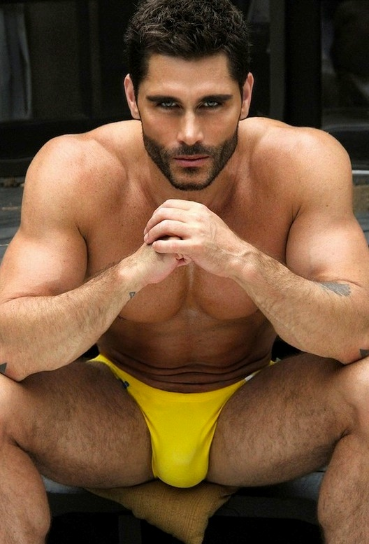 hairy muscle 31 (Jack Mackenroth)