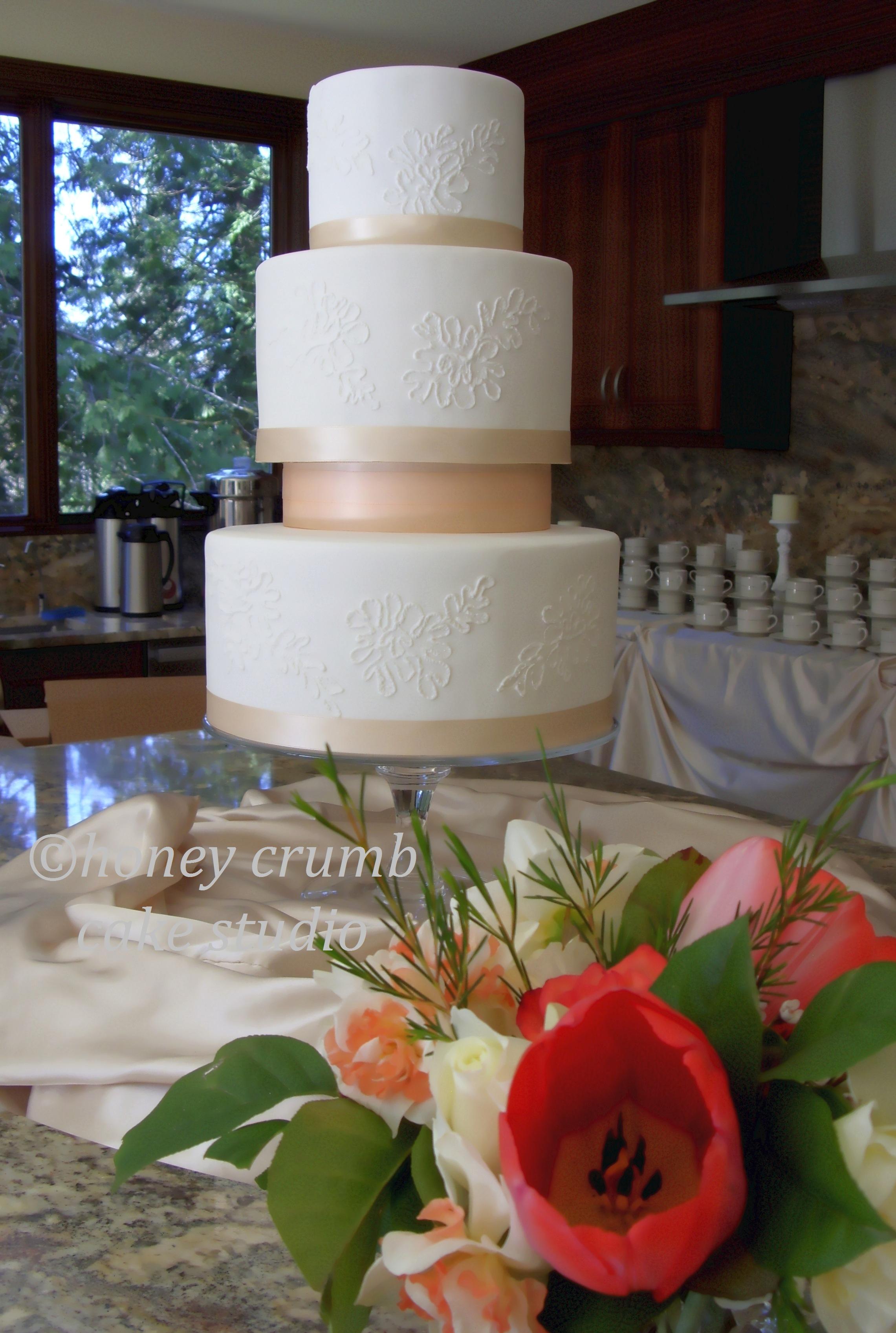 Lace Cake Stand Uk