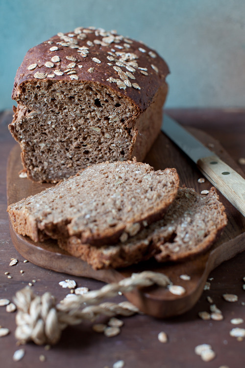 Whole Grain Bread 5
