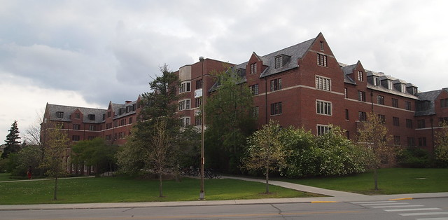 Friley Residence Hall, Iowa State University