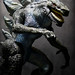 Godzilla 98 (Trendmasters) by Jova Cheung