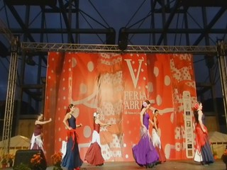 video 03 Ballet Flamenco Sonia Moreno V Feria Abril Las Palmas de Gran Canaria 2012