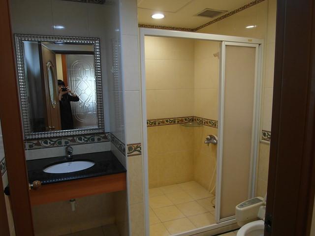 德謙醫院月子中心,$2,600的房型才有乾濕分離衛浴