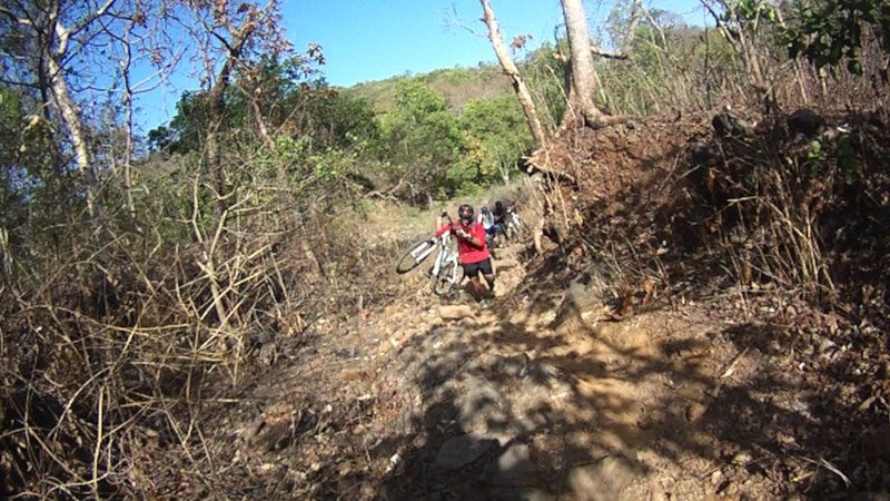Yeoor Hills Offroad - Return journey