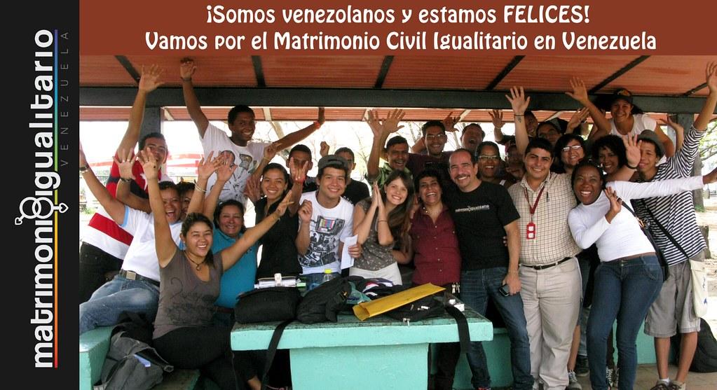 Matrimonio In Venezuela : Somos venezolanos y estamos felices venezuela igualitaria flickr