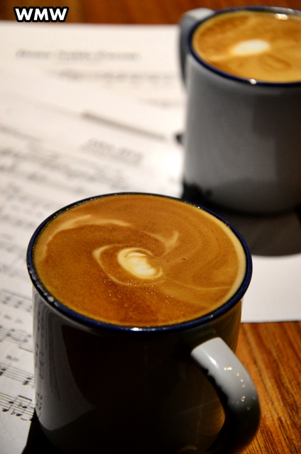 Kaffa Espresso Bar - Flat White