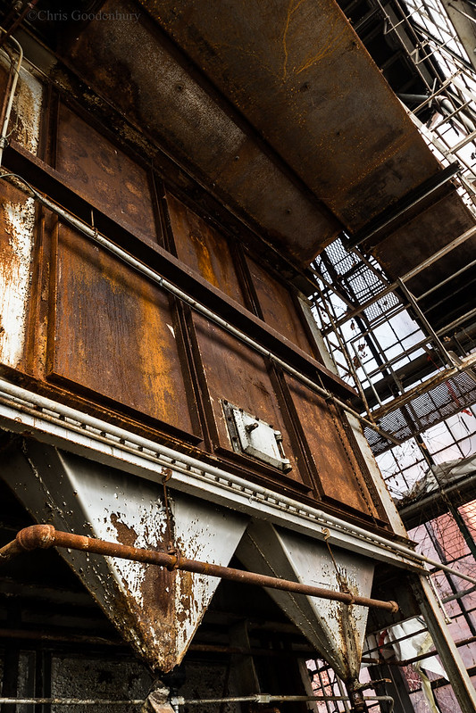 The Scars of Time   Cannery Ironworks
