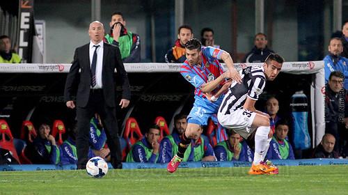 """Catania-Juventus 0-1: commento """"a caldo""""$"""