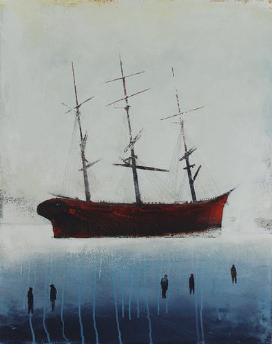 Shipwreck 1 (Styx), 2013