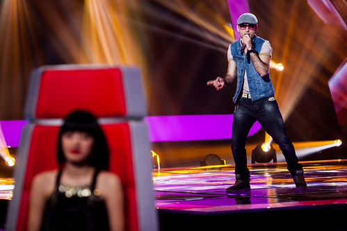 Provas Cegas - The Voice Portugal - Episódio 2