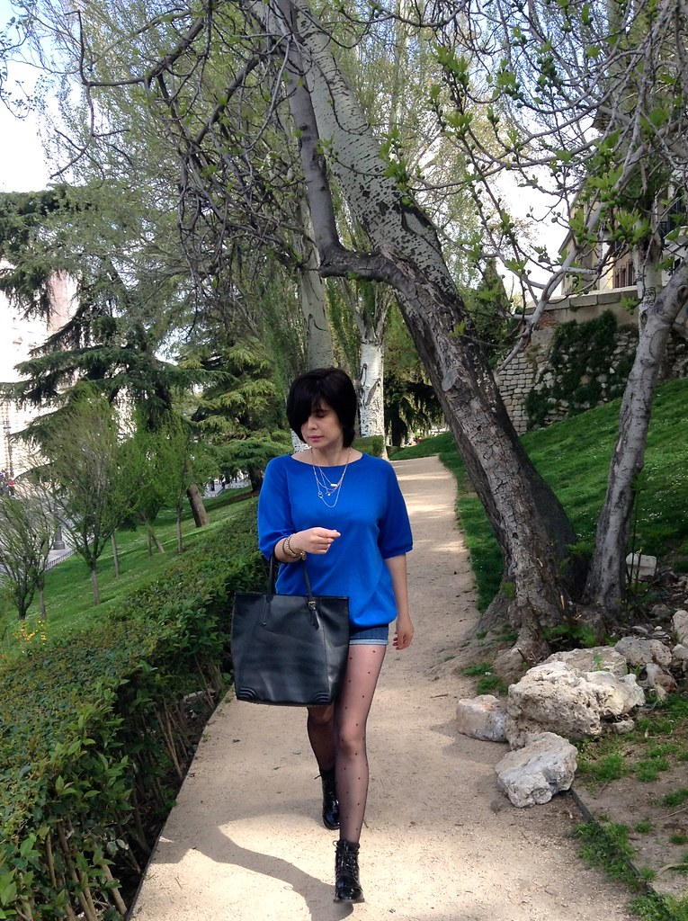 Madrid, España - Outfit of the Day - Spain, OOTD