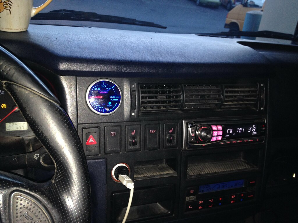 What Have You Done To Your T4 T5 Today Archive Page 7 Vw Electronic Brick Of Touch Button Switch Is Fingersized Which Can Be Forum