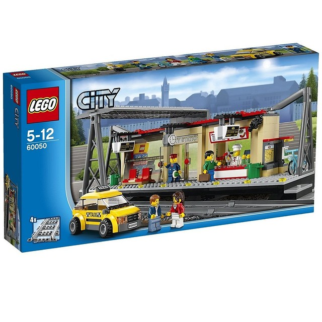 LEGO City 60050 - Train Station