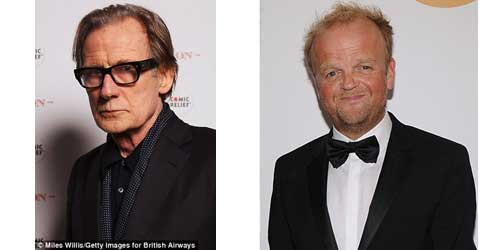 Bill Nighy to be sergeant Wilson in the new Dad's Army film