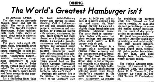 gm 75-08-25 worlds greatest hamburger