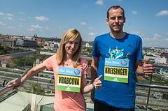 Neděle rozhodne o účasti českých maratonců v Riu