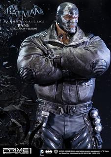 Prime 1 Studio 蝙蝠俠:阿卡漢起源【班恩傭兵Ver.】Bane 1/3 比例超巨大全身雕像