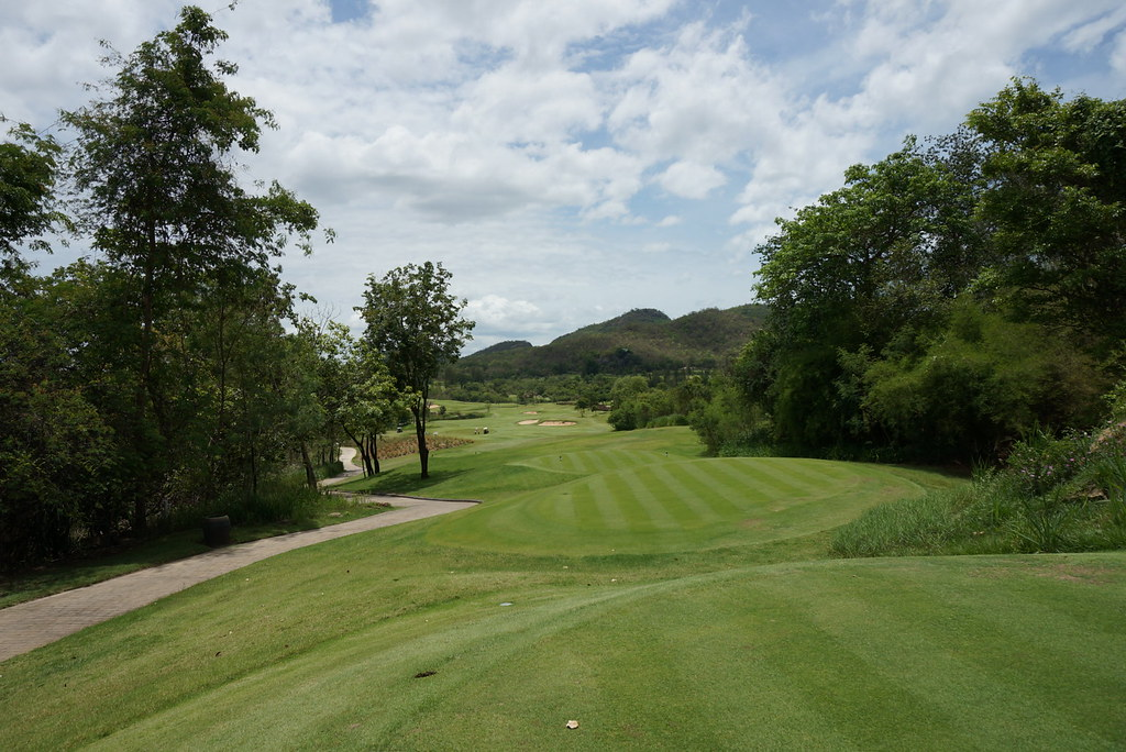 Banyan golf at Huahin
