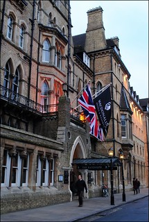 The Randolph Hotel, Oxford