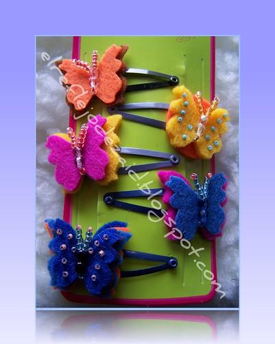 horquillas de mariposas by _zaid_