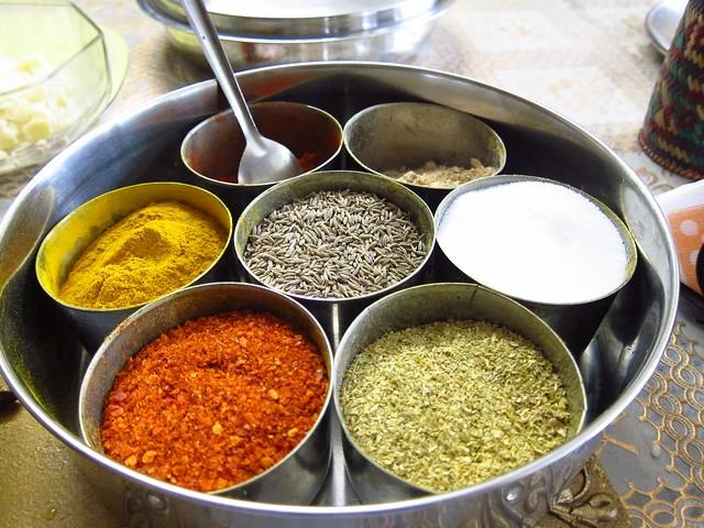 Spice Box #1