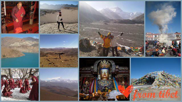 Love from Tibet
