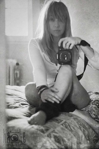 Me, my camera and [b&w] ...