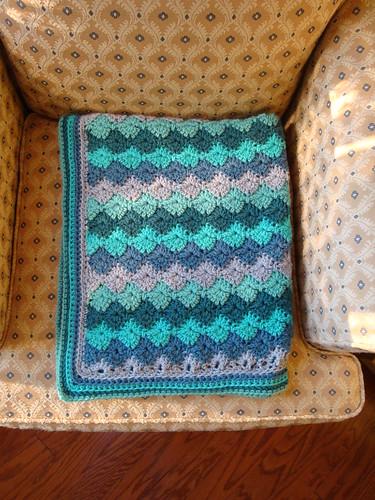 Variation Blanket 04