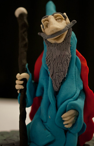 Fondanto The Wizard | That Takes The Cake Austin 2012