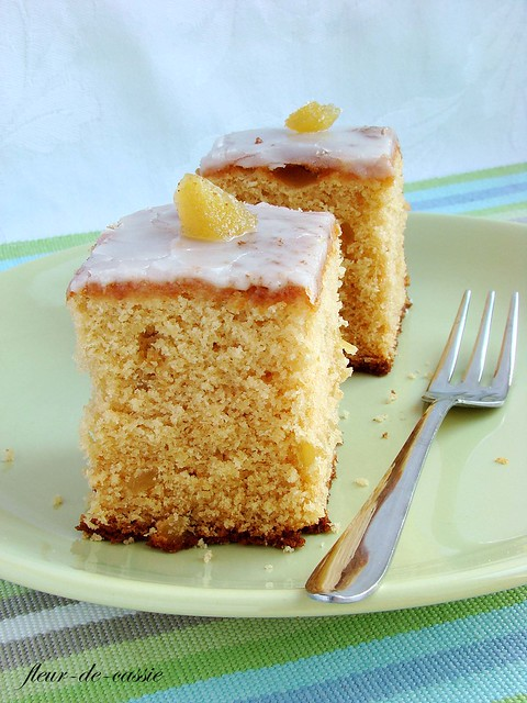 имбирный пирог Делии Смит 2