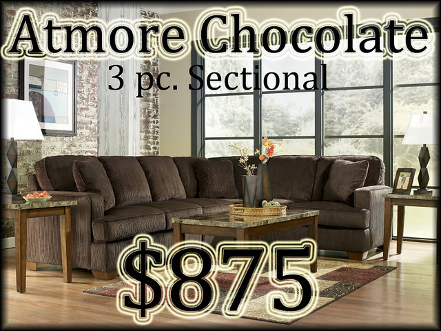 12802AtmoreChocolate3pc$875