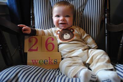 26weeks