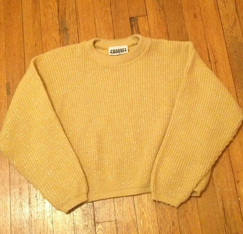 Thrifty Threads, cropped sweater