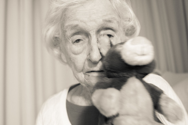 Dor's 95th Birthday 1-14-2012