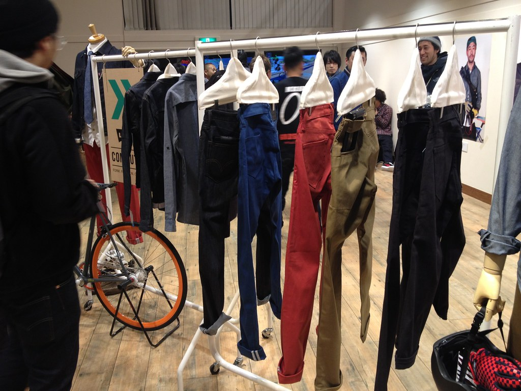 *Form. Function. Cycling.:Levi's®銀鹽抗菌COMMUTER自行車系列 2