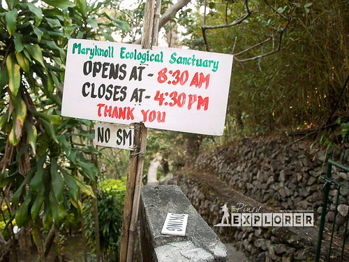 Maryknoll Ecological Santuary