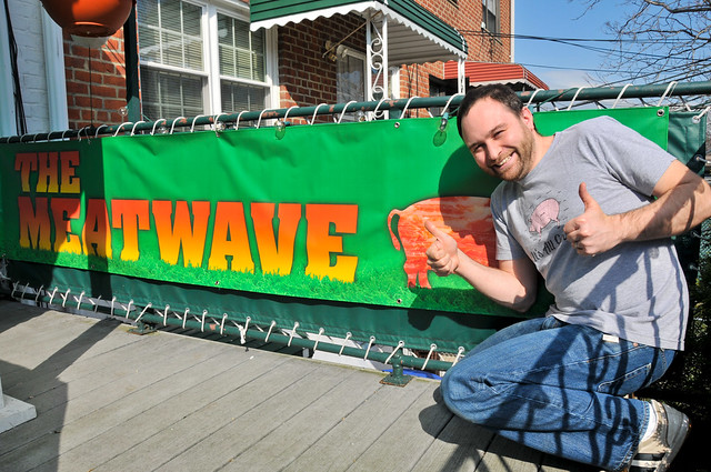 The Meatwave Team Banner