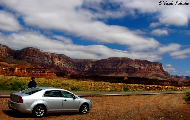 Driving in the Canyons