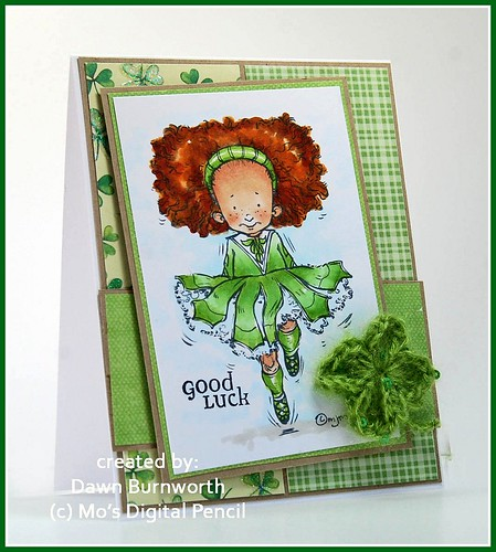 Little Irish Dancer2