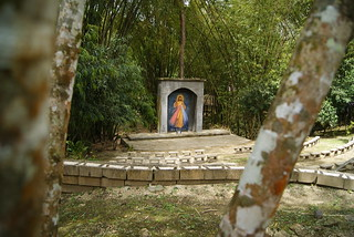Grotto at Gran Couva