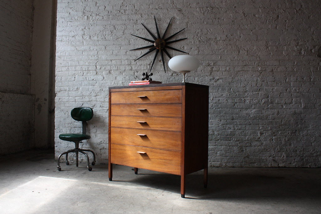deal shop boundaryfog modern sizes black century mid of walnut etsy dresser great custom on chest drawers