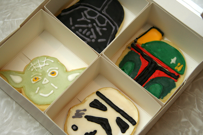 star wars cookies 8