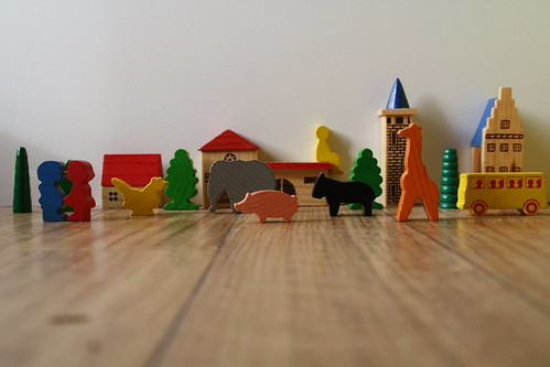 Wooden Toys by Sluuurp