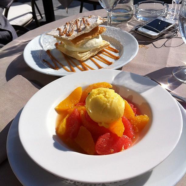 Bon Restaurant Moules Frites St Valery