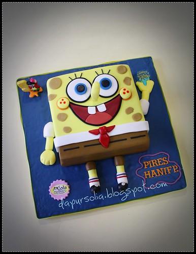 Spongebob Squarepants Pires Hanif