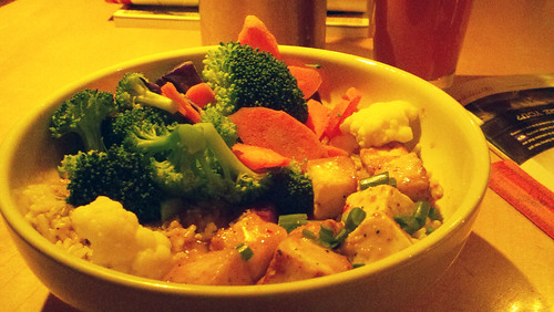 Buddha Bowl at Northstar Cafe