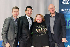 Celtic Thunder Social!