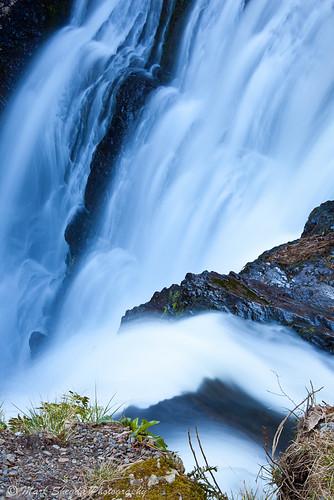 water waterfall pennsylvania delawarewatergap