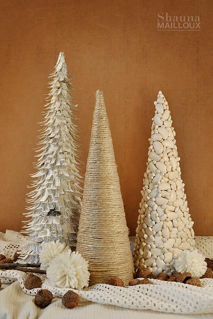 Из чего сделать основу для елки своими