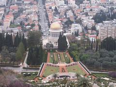 Bahá'í shrine, Haifa